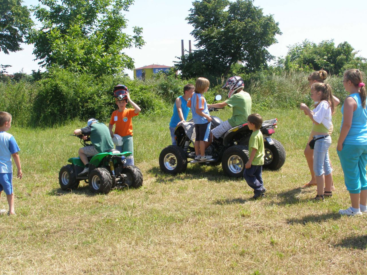ba6388a15e3a Medzinárodný deň detí - Rok 2011 - Oficiálna stránka obce Vlčkovce